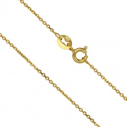 Złoty łańcuszek typu Ankier...