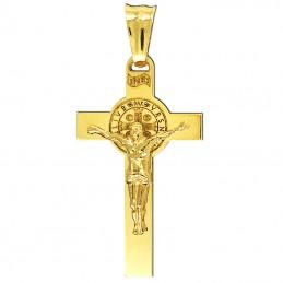 Złoty Krzyż św. Benedykta...