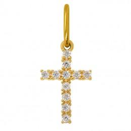 Złoty Krzyżyk Zdobiony...