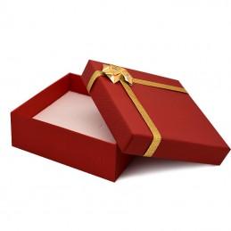 Złoty Łańcuszek splot Spiga szlifowana z białym 3,10g złoto 585