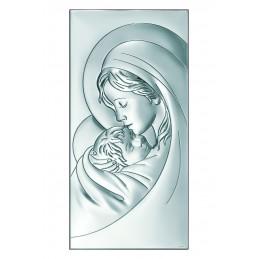 Obrazek Srebrny Matki Bożej...
