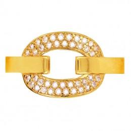 Złoty Pierścionek Eleganza złoto 585