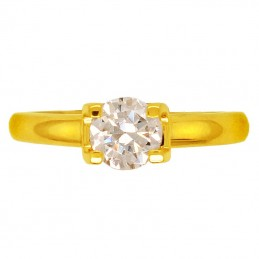 Złoty pierścionek Victoria złoto 585