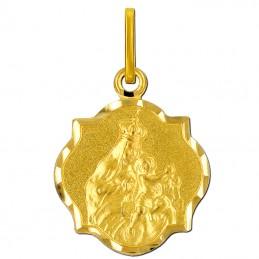 Złoty Szkaplerz, dwustronny...
