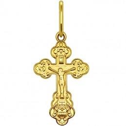 Złoty Krzyżyk prawosławny...