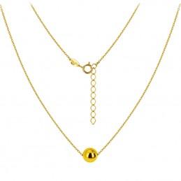 Złoty łańcuszek Celebrytka...