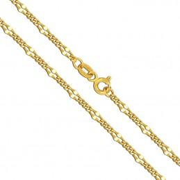Złoty łańcuszek New Figaro...