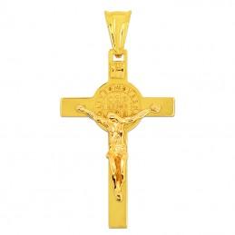 Złoty Krzyż św. Benedykta L...