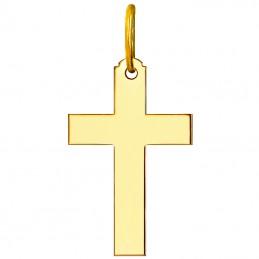 Złoty Krzyżyk z figurką Jezusa Chrystusa pr. 585