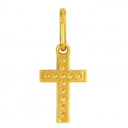 Krzyżyk z cyrkoniami